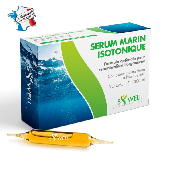 serum marin isotonique