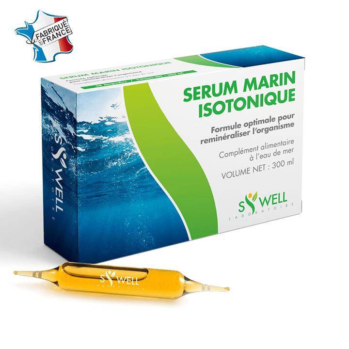serum marin isotonique